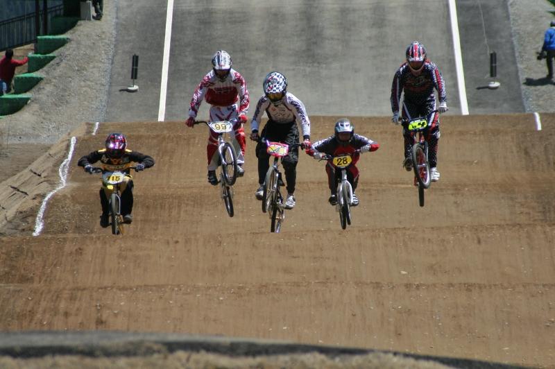 第26回 全日本BMX選手権大会 予選第3ヒート_b0136231_2214327.jpg