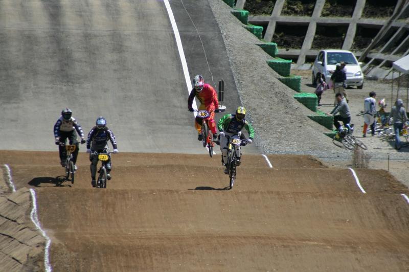 第26回 全日本BMX選手権大会 予選第3ヒート_b0136231_2215553.jpg