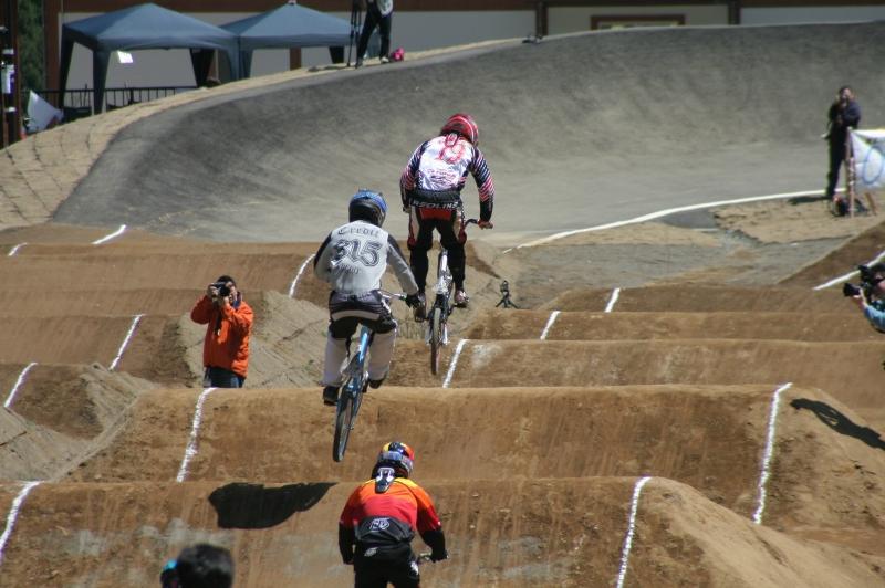 第26回 全日本BMX選手権大会 予選第3ヒート_b0136231_222208.jpg