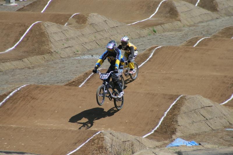 第26回 全日本BMX選手権大会 予選第3ヒート_b0136231_2222498.jpg