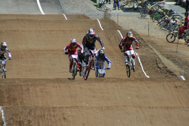 第26回 全日本BMX選手権大会 予選第3ヒート_b0136231_222250.jpg
