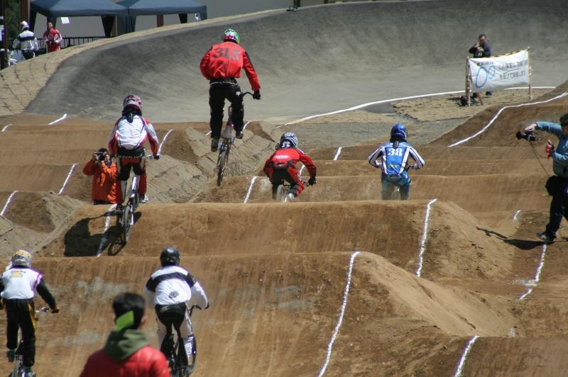 第26回 全日本BMX選手権大会 予選第3ヒート_b0136231_2223447.jpg