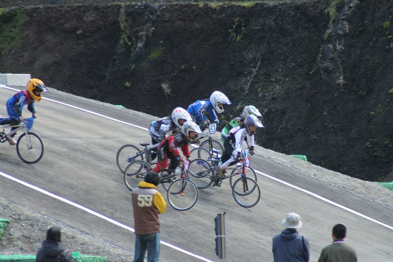 第26回 全日本BMX選手権大会 決勝ダイジェストその1_b0136231_2259357.jpg
