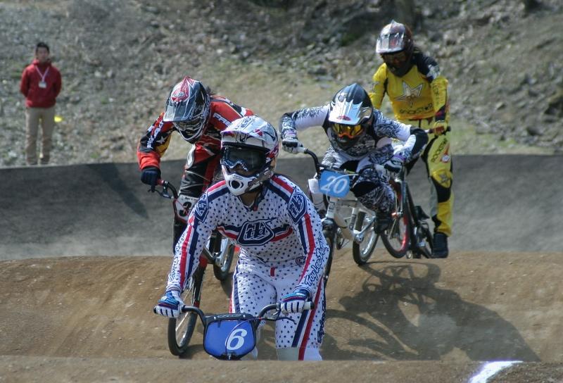 第26回 全日本BMX選手権大会 決勝ダイジェストその1_b0136231_2301765.jpg