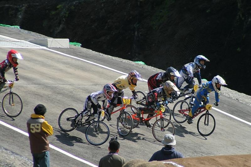 第26回 全日本BMX選手権大会 決勝ダイジェストその1_b0136231_2302755.jpg