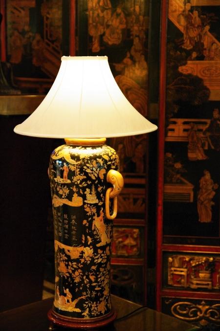 シノワズリーを求めて香港へ♪ ~ホテル・レストランのインテリア~_d0145934_158893.jpg