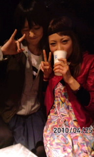 ROCKET K KISS MY ROCKS TOUR 2010 IN TOKYO_d0136635_22121599.jpg