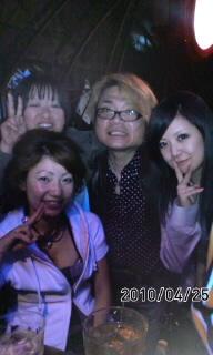 ROCKET K KISS MY ROCKS TOUR 2010 IN TOKYO_d0136635_2214082.jpg