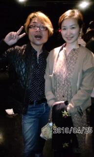 ROCKET K KISS MY ROCKS TOUR 2010 IN TOKYO_d0136635_22152396.jpg