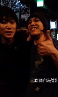 ROCKET K KISS MY ROCKS TOUR 2010 IN TOKYO_d0136635_2217713.jpg