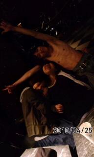 ROCKET K KISS MY ROCKS TOUR 2010 IN TOKYO_d0136635_22182235.jpg