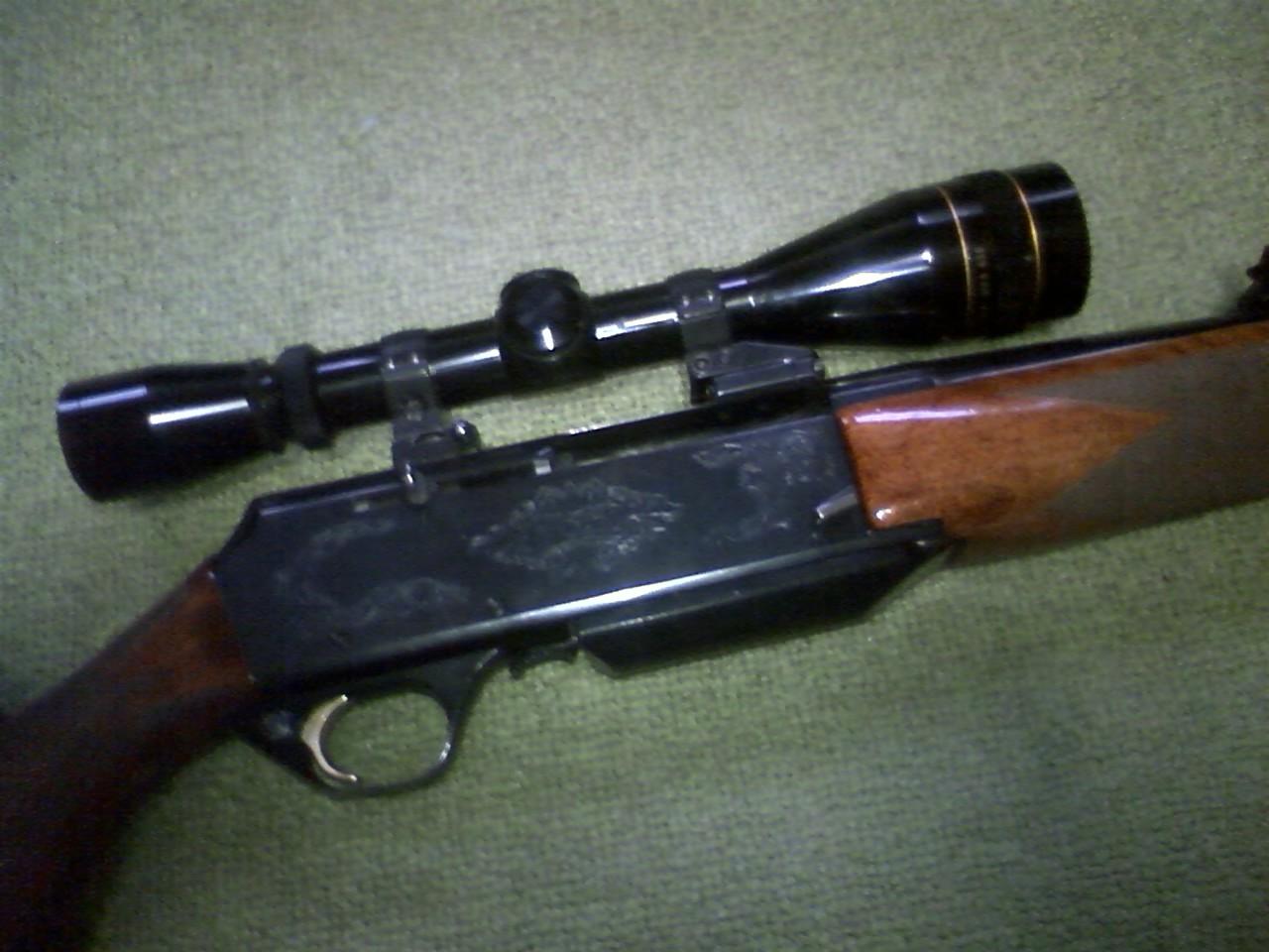 ブローニング オート ライフル(BAR)のメンテナンス_e0056797_1811547.jpg