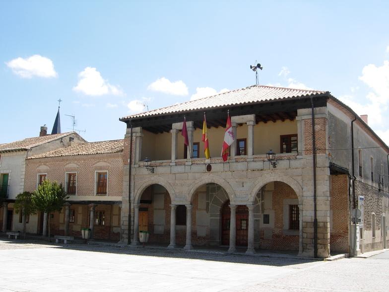 カスティーリャの小さい町_c0213220_404917.jpg