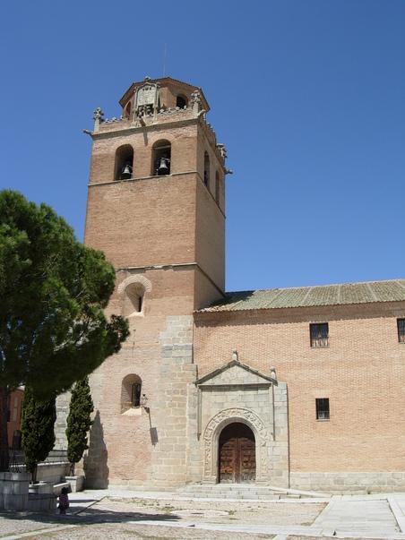 カスティーリャの小さい町_c0213220_43128.jpg