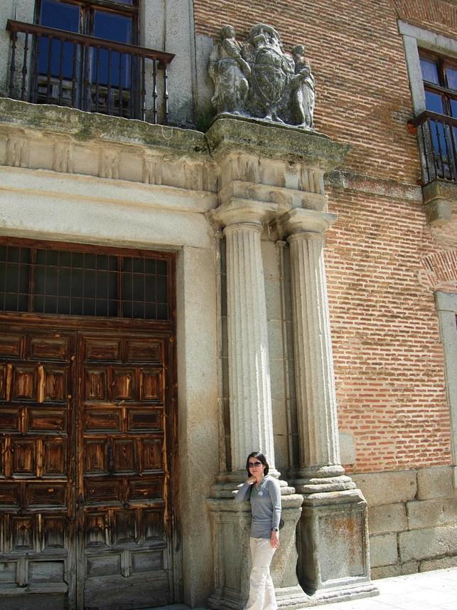 カスティーリャの小さい町_c0213220_484346.jpg