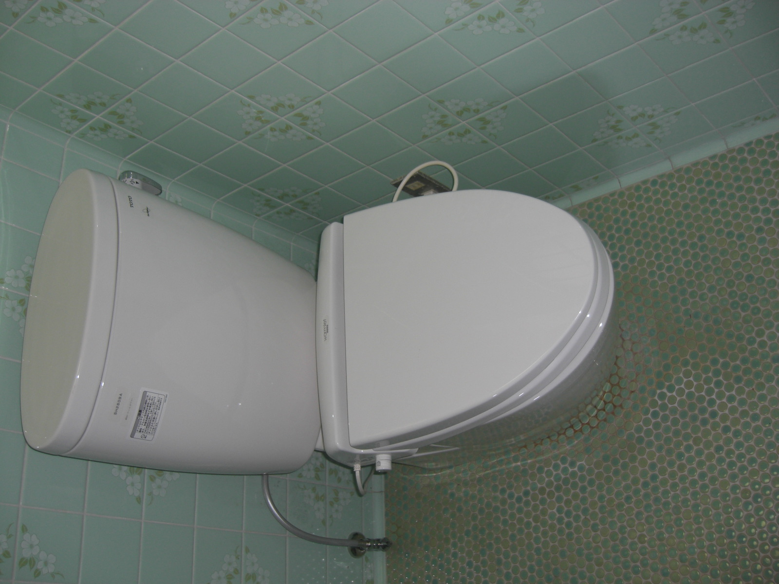 中央区T邸トイレ改修工事_e0184941_14133925.jpg