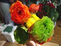 花修行 ~春のオールラウンドアレンジ~ _f0232060_10591055.jpg