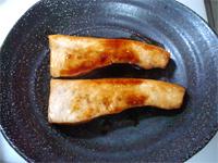 【レシピ】カジキの照り焼き _f0232060_11264938.jpg