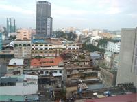 ベトナムへ行く。②  ~ホーチミンは今日も雨だった~ _f0232060_12101387.jpg