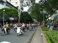ベトナムへ行く。③  ~7年前と今のホーチミン~_f0232060_12121247.jpg