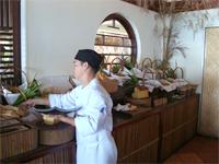 ベトナムへ行く。⑧  ~鯉と私の朝食~ _f0232060_1642868.jpg