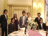 結婚式とダリア _f0232060_17451954.jpg