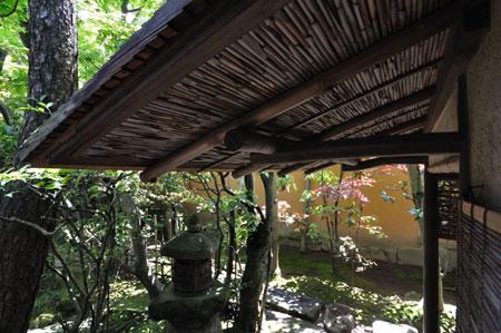 建築探訪 重森三玲庭園美術館・四君子苑_e0164563_9481292.jpg
