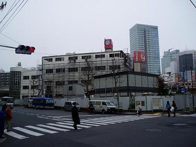 さよなら交通博物館 建物の解体状況(6)_f0030574_22193654.jpg