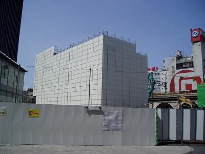 さよなら交通博物館 建物の解体状況(6)_f0030574_22235731.jpg