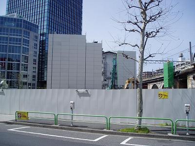 さよなら交通博物館 建物の解体状況(6)_f0030574_22271681.jpg