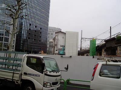 さよなら交通博物館 建物の解体状況(6)_f0030574_22273088.jpg