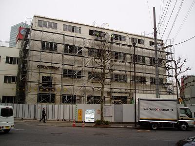 さよなら交通博物館 建物の解体状況(6)_f0030574_22305896.jpg