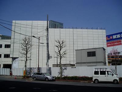 さよなら交通博物館 建物の解体状況(6)_f0030574_22325035.jpg