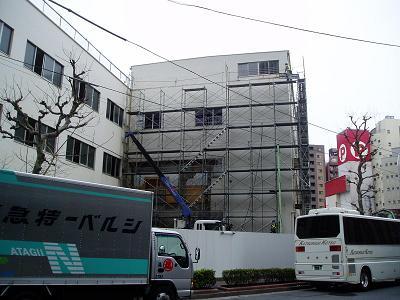 さよなら交通博物館 建物の解体状況(6)_f0030574_22391053.jpg