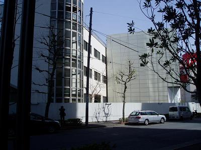 さよなら交通博物館 建物の解体状況(6)_f0030574_22401132.jpg
