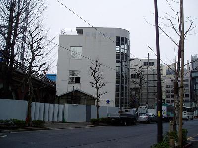 さよなら交通博物館 建物の解体状況(6)_f0030574_22423959.jpg
