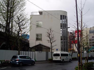 さよなら交通博物館 建物の解体状況(6)_f0030574_22473637.jpg