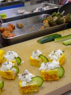 ベビゴンお料理教室・・・春のkids弁当。_f0177295_949297.jpg
