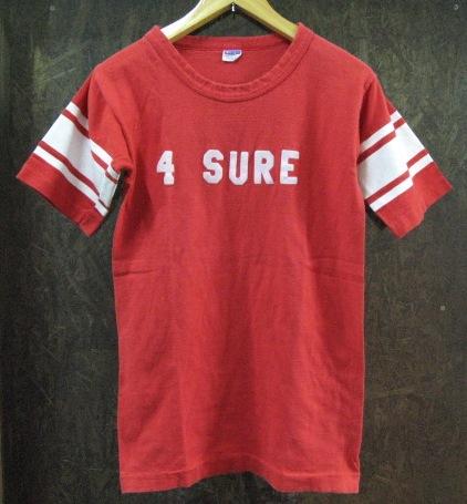 70'S バータグ チャンピオンTシャツ!_c0144020_22424264.jpg