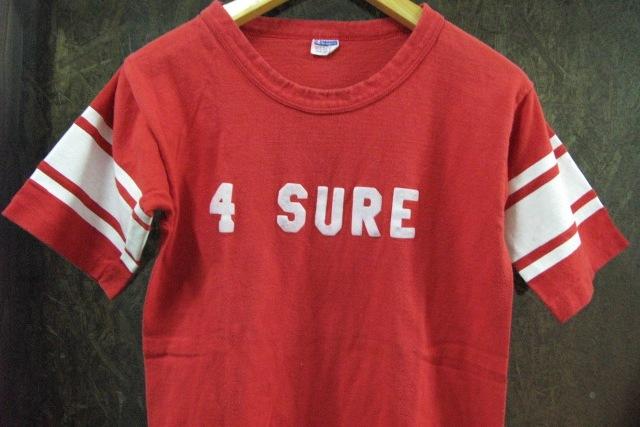 70'S バータグ チャンピオンTシャツ!_c0144020_22425550.jpg