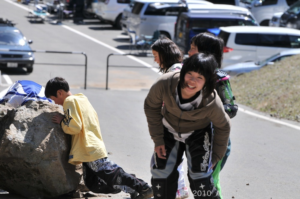 2010秩父全日本選手権大会遠征日記VOL2:4月25日(日)大会当日の風景_b0065730_12272724.jpg