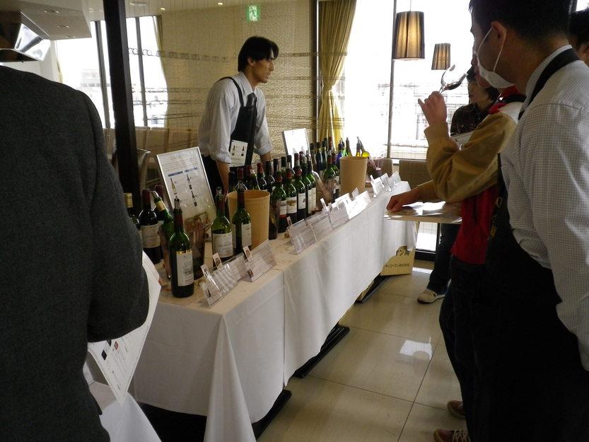 ワイン試飲会_e0145437_1534913.jpg