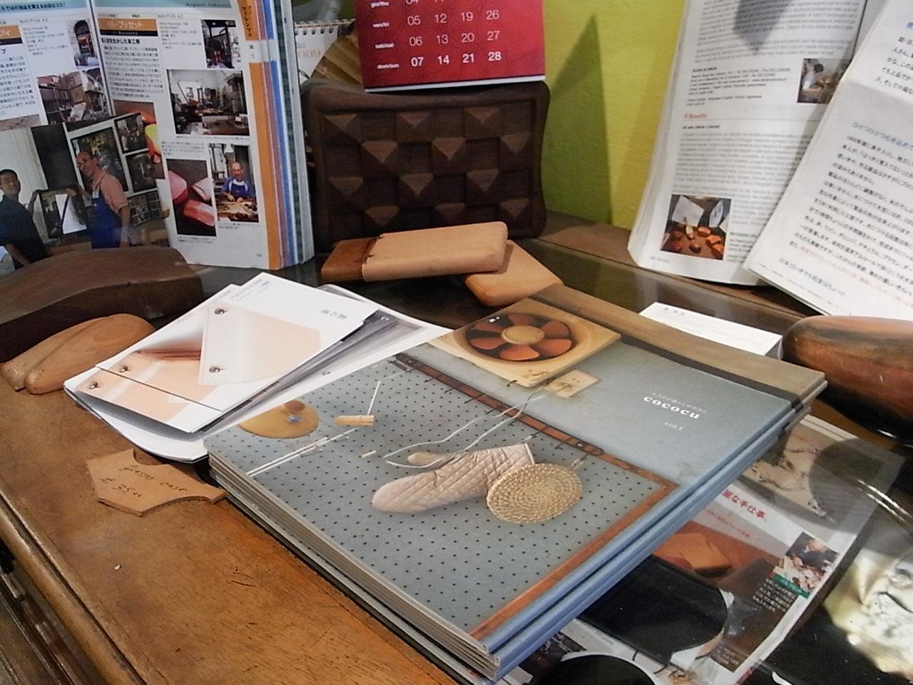 ピーノの革の店・IL BUSETTO in  フィレンツエ_c0202060_2285883.jpg