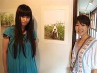 「ちぃ」さんの写真展 ~マヨネーズ写真とご対面 _f0232060_16505178.jpg
