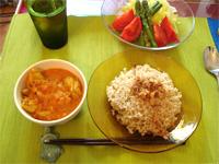 【レシピ】インドっぽいチキンカレー _f0232060_17335821.jpg