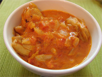 【レシピ】インドっぽいチキンカレー _f0232060_1734584.jpg