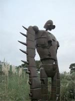 「三鷹の森ジブリ美術館」へ行く。 _f0232060_18371738.jpg