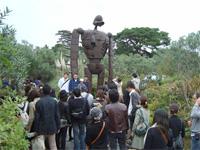 「三鷹の森ジブリ美術館」へ行く。 _f0232060_1837380.jpg