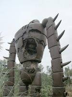 「三鷹の森ジブリ美術館」へ行く。 _f0232060_18373920.jpg