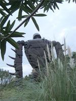 「三鷹の森ジブリ美術館」へ行く。 _f0232060_18374884.jpg